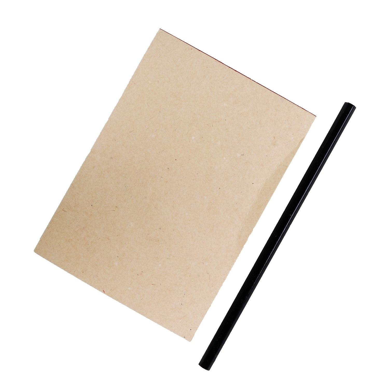 Zápisník s ceruzkou RETRO