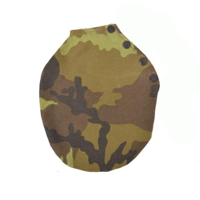 Obal s druky na polní hliníkovou láhev AČR vz.95 les
