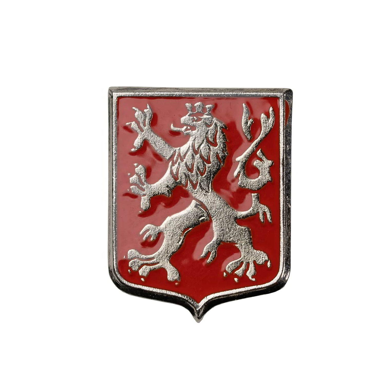 Odznak český lev ERB / červený