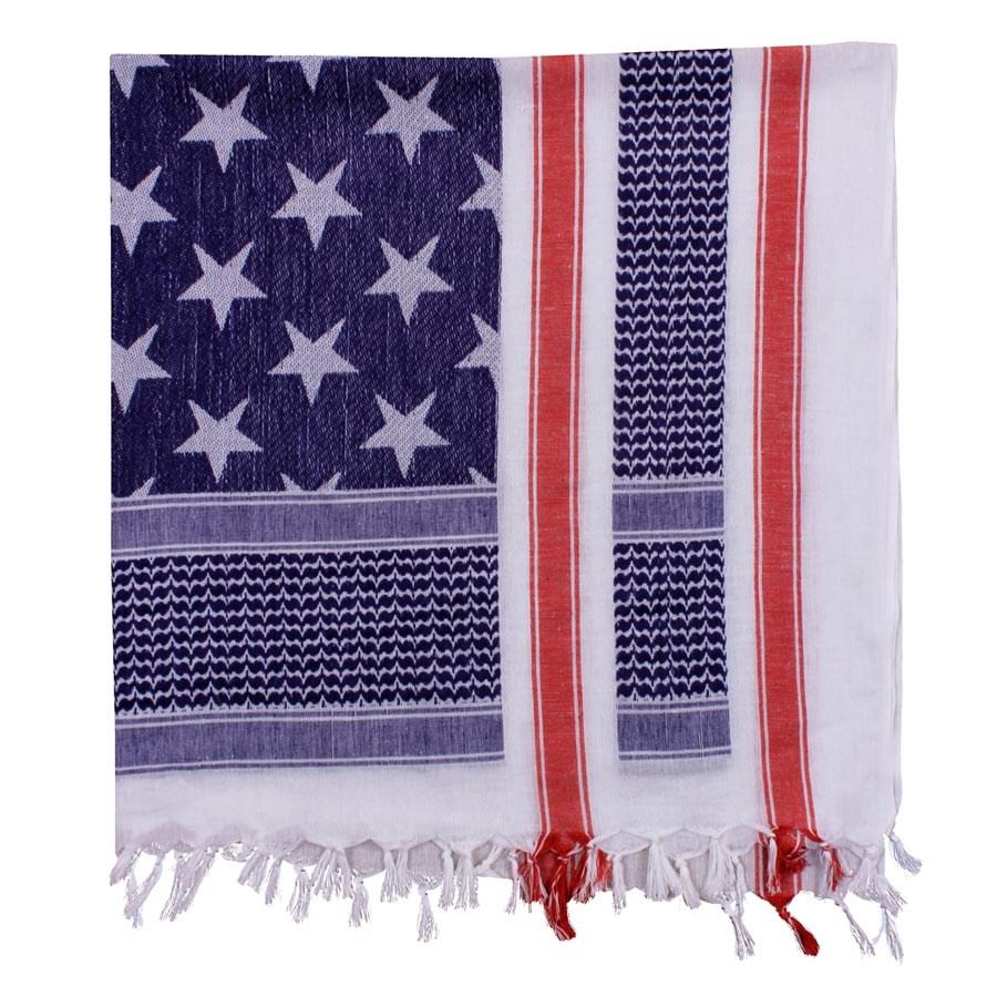 Šatka SHEMAG vlajka USA