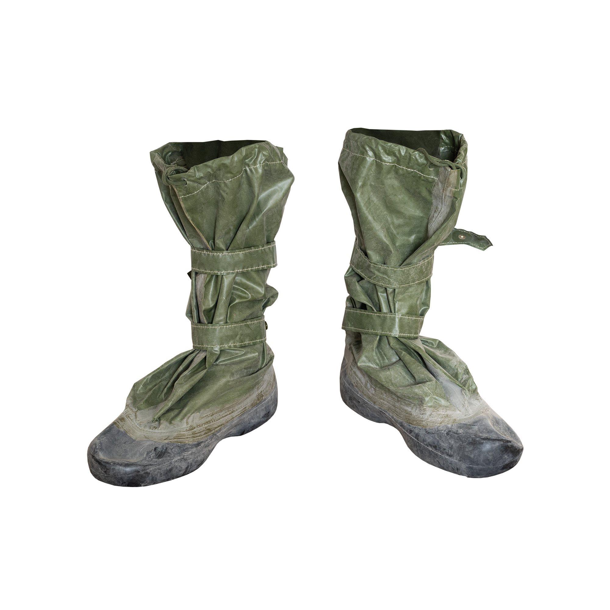 Atomkecky protichemická vojenská obuv