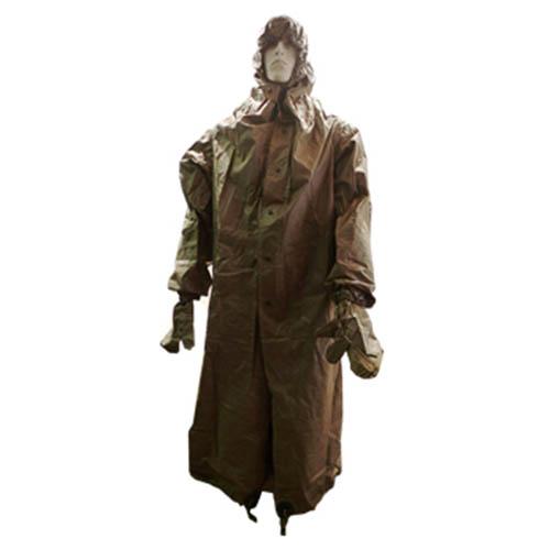 Oblek protichemický AČR súprava OLIV