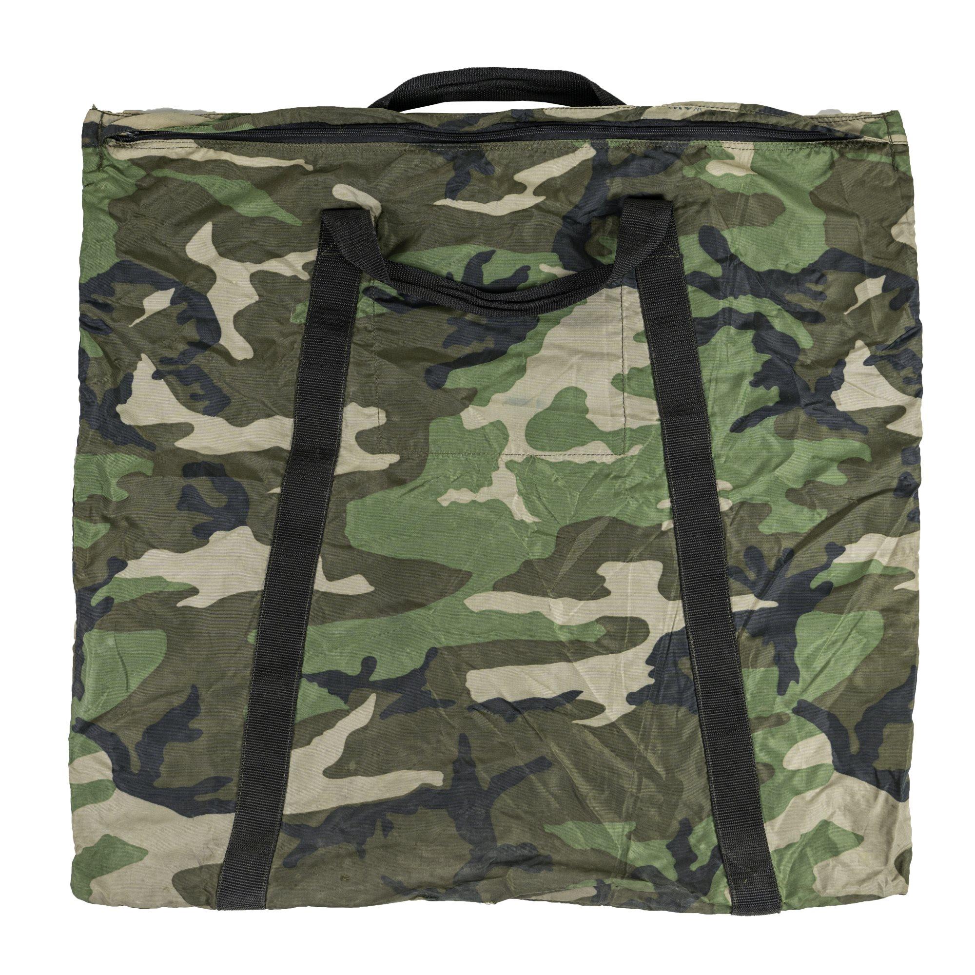 Taška pre vestu taktickú maskovaná vz.97 použitá