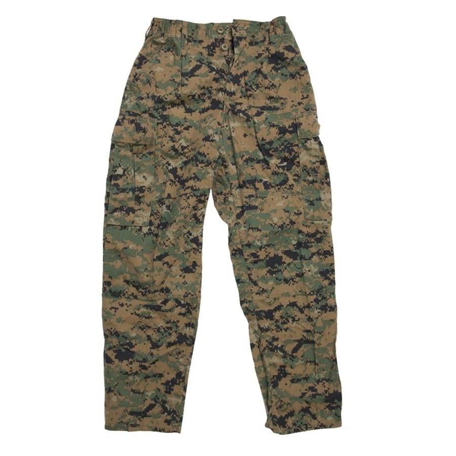Nohavice USMC MARPAT WOODLAND orig. použitá