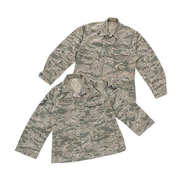Blúza US typ BDU Air Force ABU orig. použitá