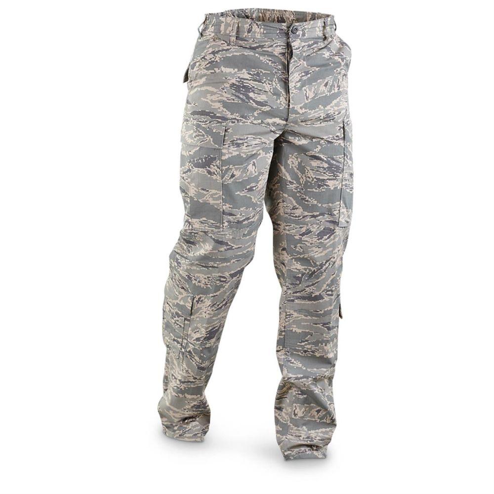 Nohavice US typ BDU Air Force ABU orig. použitá