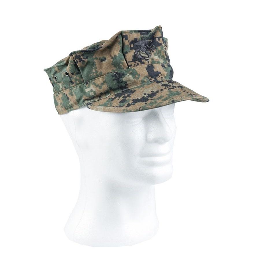 Čiapka USMC MARPAT WOODLAND orig. použitá