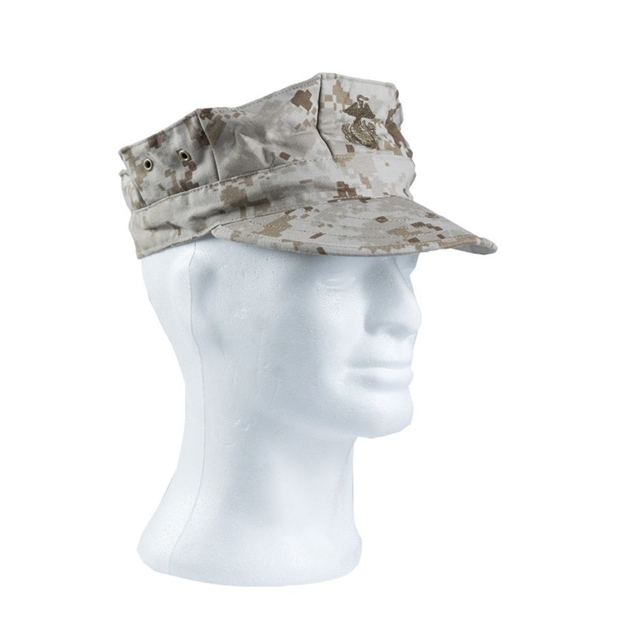 Čiapka USMC MARPAT DESERT orig. použitá
