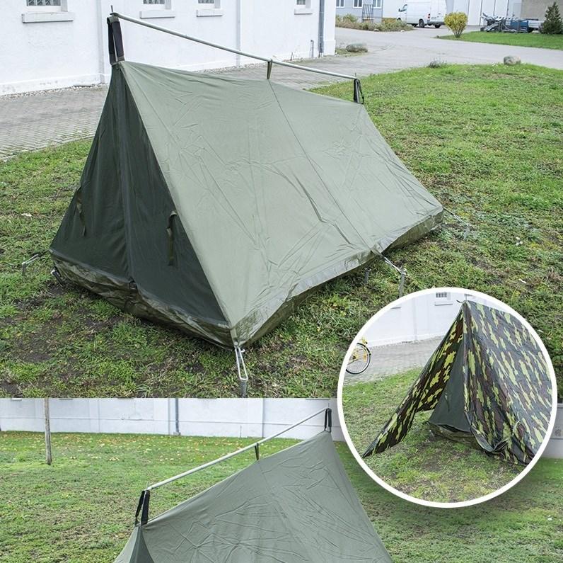 """Stan """"Áčko"""" belgický maskovaný použitý Armáda Belgická 91884217 L-11"""