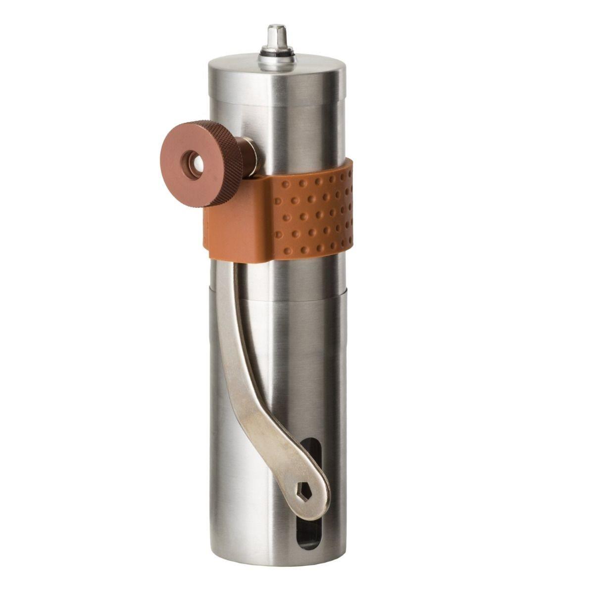 Mlynček ručný CAMP na zrnkovú kávu NEREZ OCEĽ Helikon-Tex® AC-HCG-SS-15 L-11