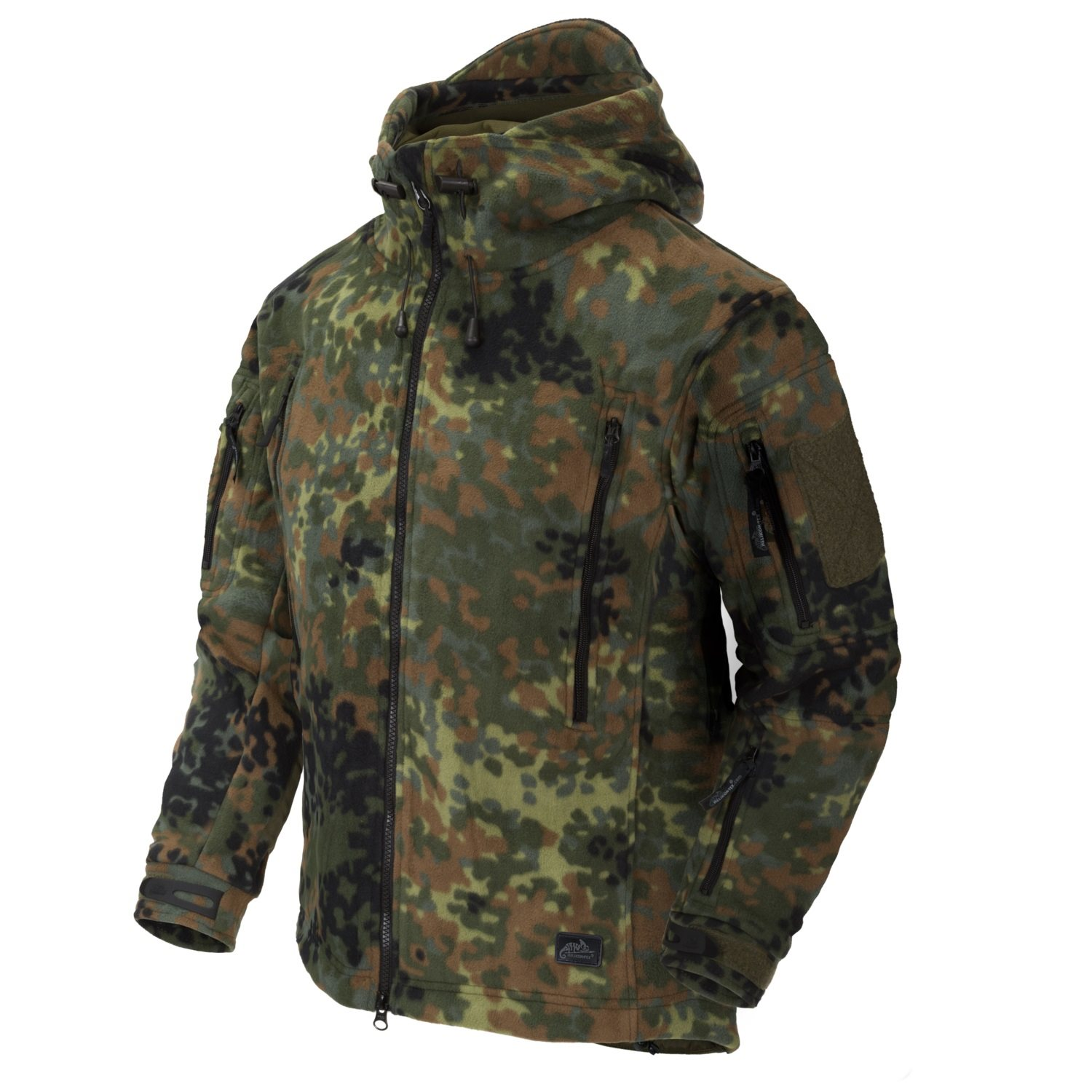 Bunda PATRIOT Heavy fleece FLECKTARN Helikon-Tex® BL-PAT-HF-23 L-11