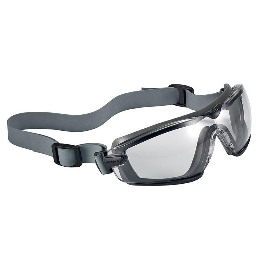 Okuliare ochranné COBRA TPR Platinum® ČÍRE