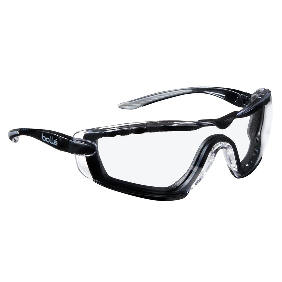 Okuliare ochranné COBRA Platinum® ČÍRE