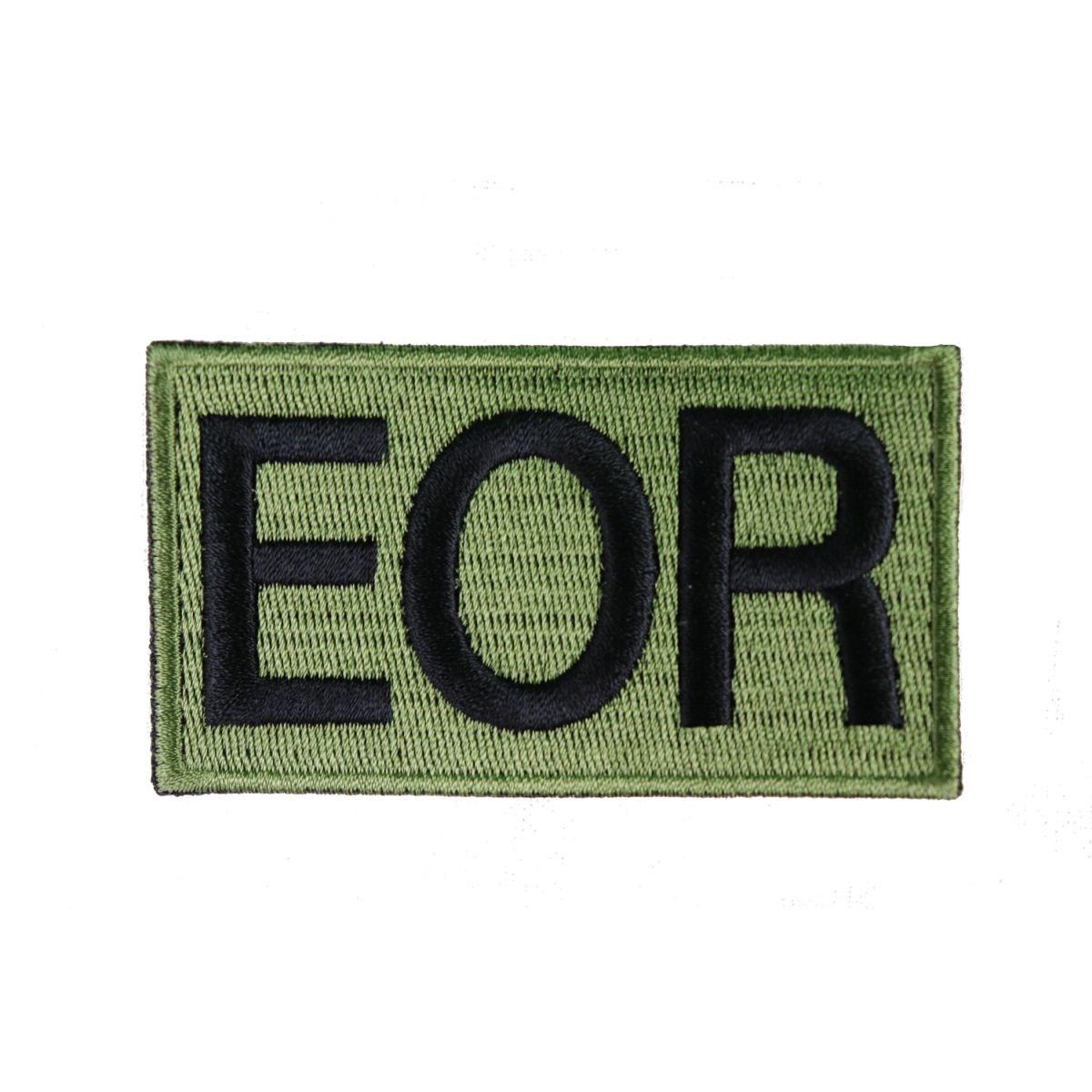 Nášivka EOR - OLIV