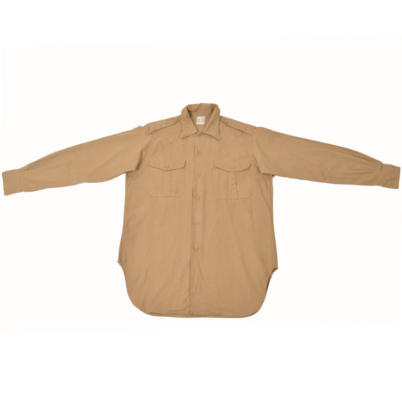 Košeľa FRANCÚZSKA bavlnená M47 použitá original