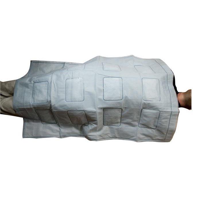 Prikrývka termo READY HEAT 86 x 122 cm núdzová