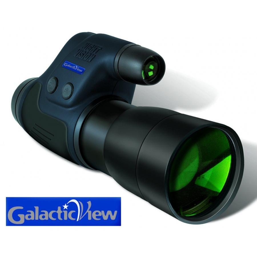 Nočné videnie GALACTIC VIEW 5x monokulár ČIERNE