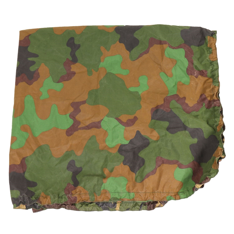 Prevlek na batoh holandskej jungle maskovaný použitý