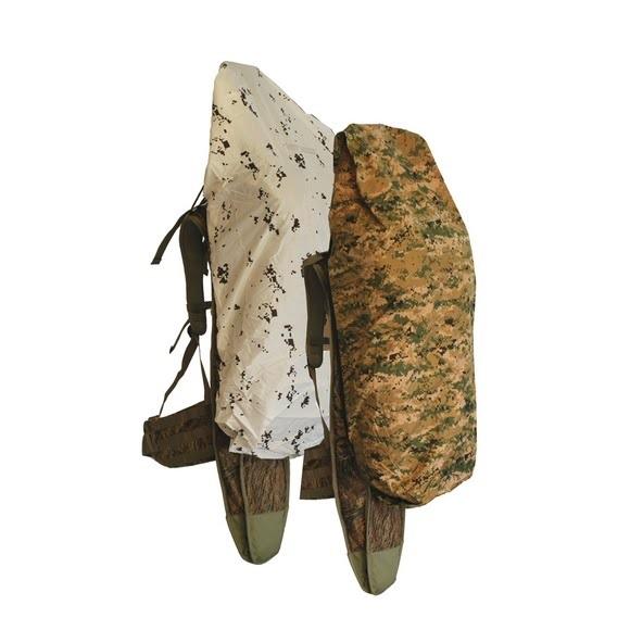 Prevlek na batoh oboustranný EBERLESTOCK UNICAM II / SNOW TECH velký