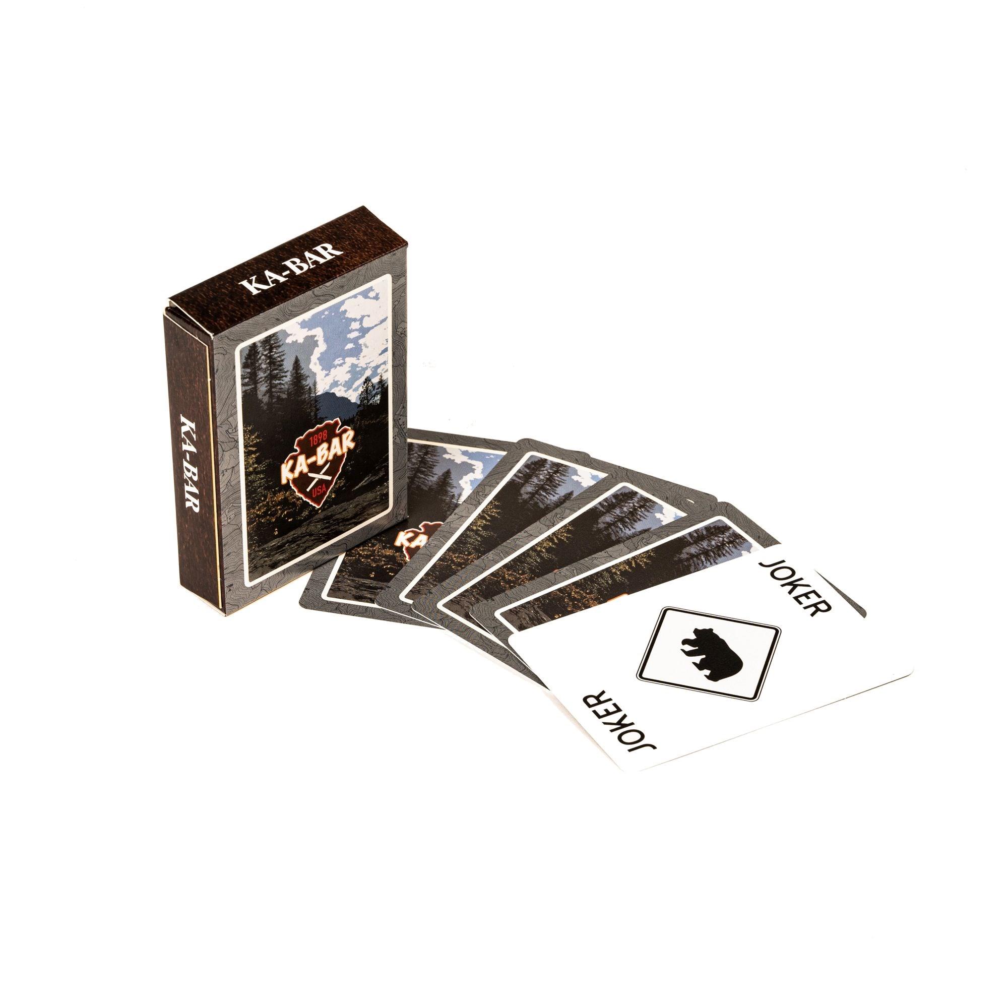 Karty hracie TRAIL