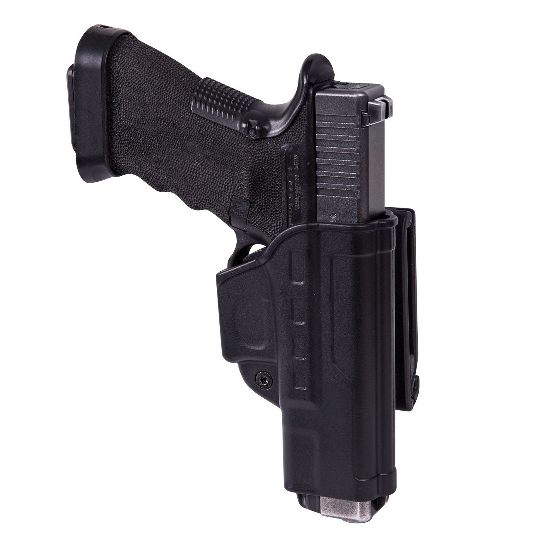 Puzdro pištoľové GLOCK 17 plastové POLYMER