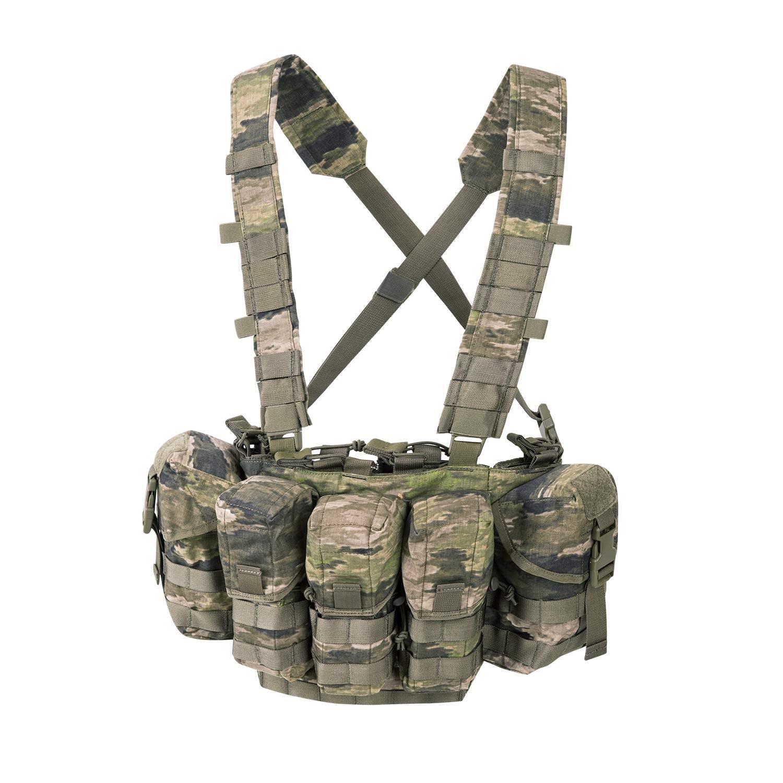 Vesta chest rig GUARDIAN Cordura® A-TACS IX CAMO™