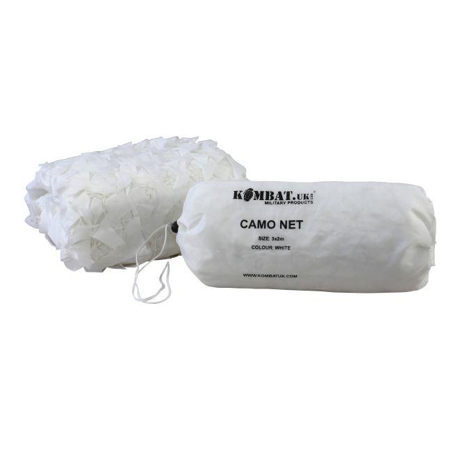 Sieť maskovacie CAMO (3m x 2m) BIELA