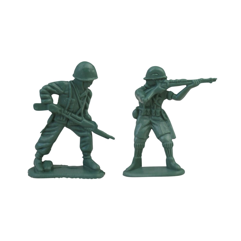 Vojaci figúrky na hranie 108 kusov
