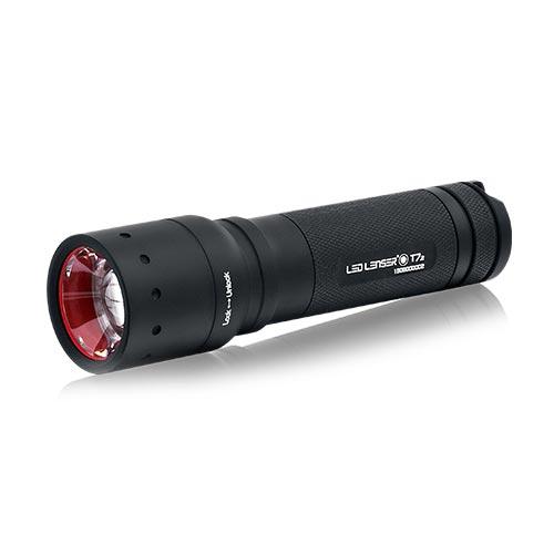Svietidlo LED LENSER® T7.2 Tactical