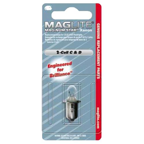 Žiarovka XENON náhradná MAGLITE 3 C, D-CELL