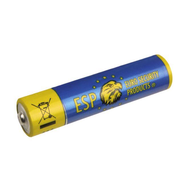 "Batéria alkalická ""mikrotužková"" AAA"