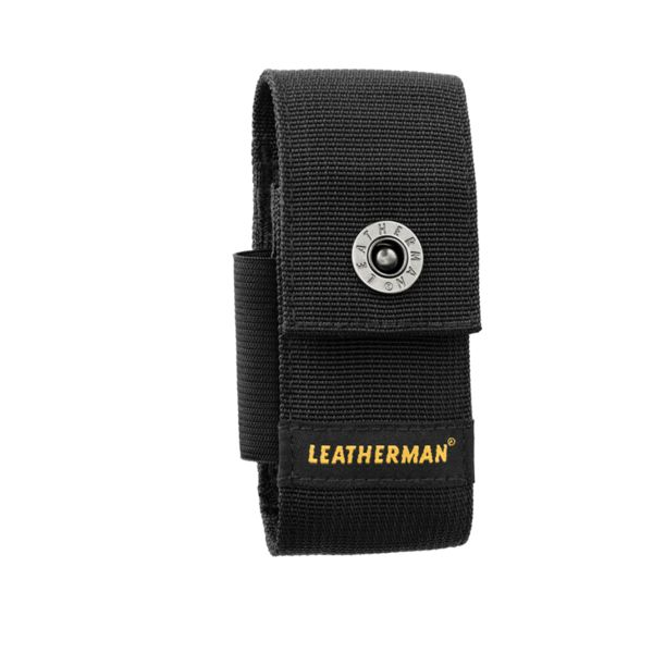 Puzdro Leatherman NYLON BLACK MEDIUM ČIERNE 4 kapsy