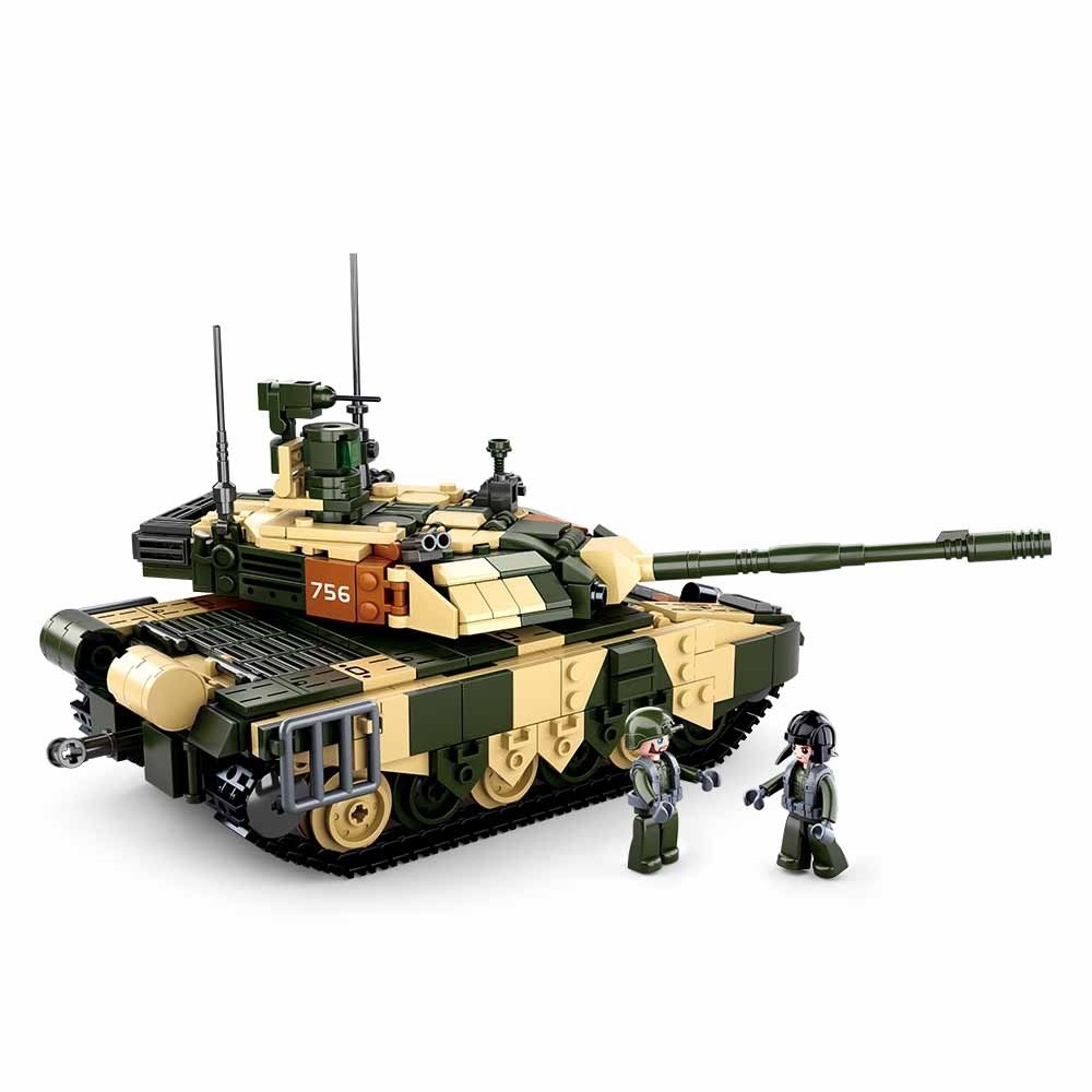 Stavebnica TANK T-90M