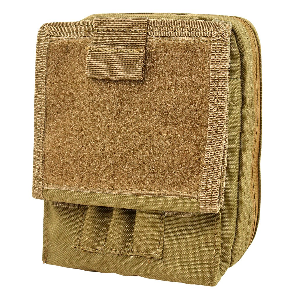 Puzdro MOLLE na mapu COYOTE BROWN