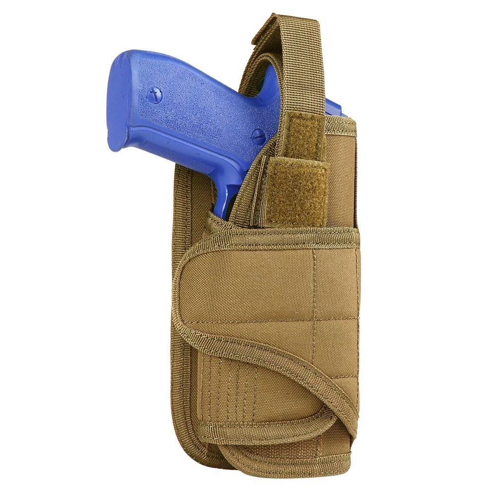 Púzdro pistolové VT vertikálne COYOTE BROWN