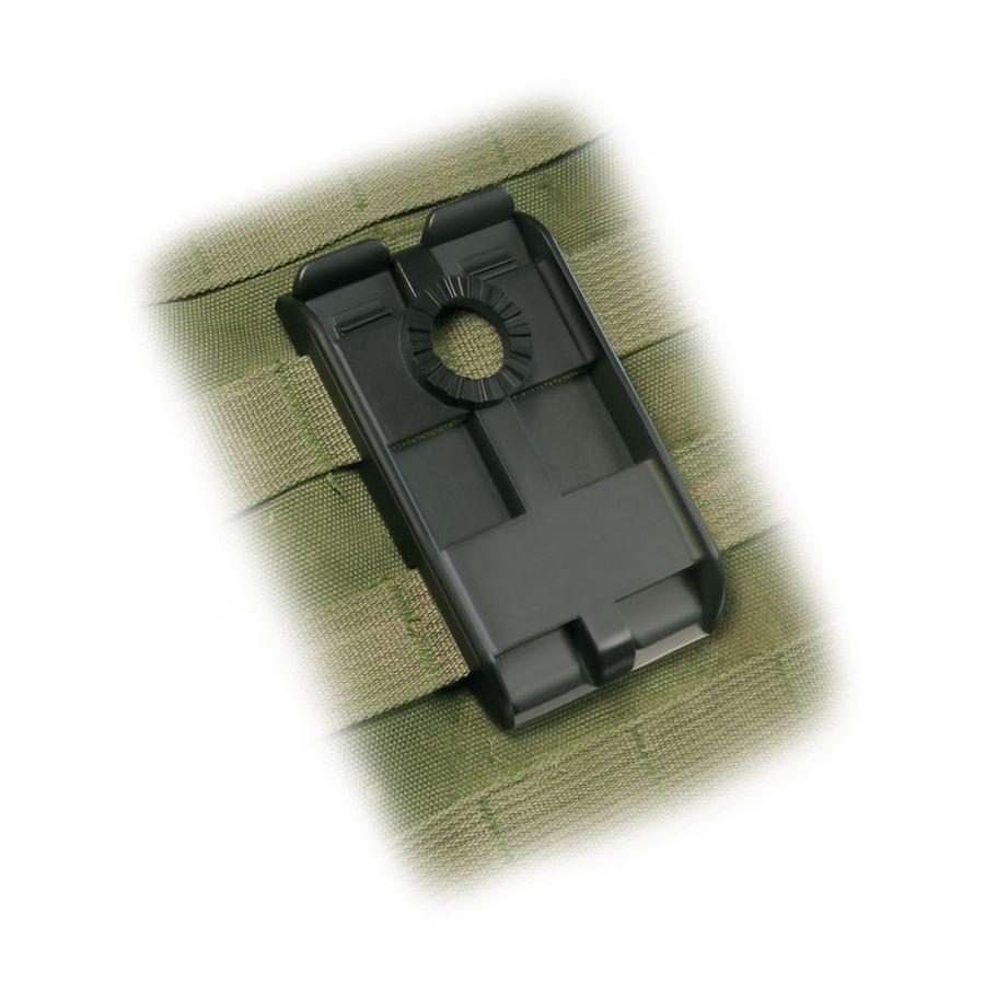 Púzdro rotačné MOLLE pre zásobník M16/M4/AR15 KHAKI ESP MH-44-M16 L-11