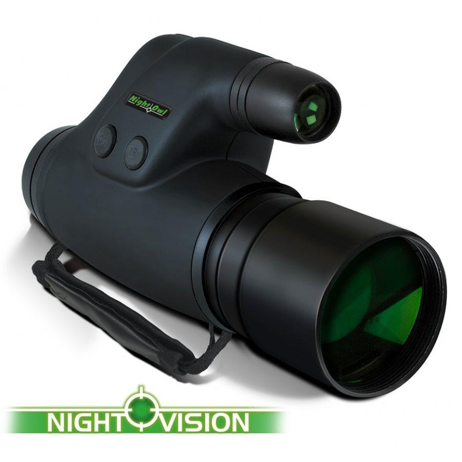 Nočné videnie NEXGEN II 5x monokulár ČIERNE