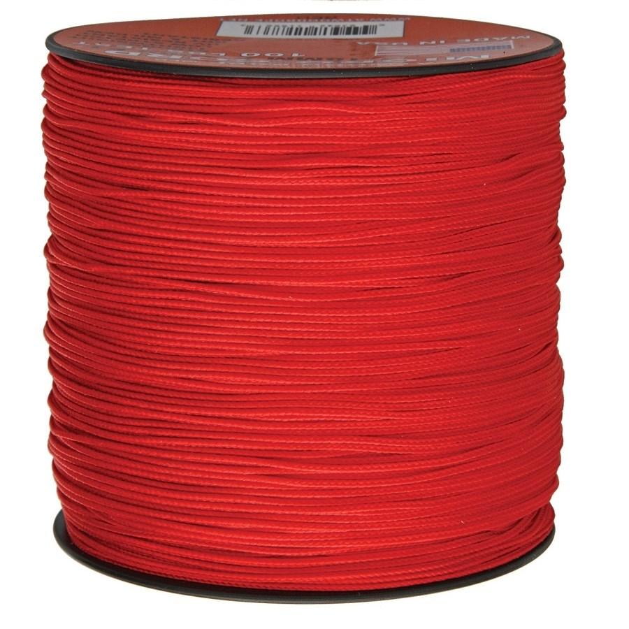 Šnúra MINI PARACORD 1,12mm / 300m RED