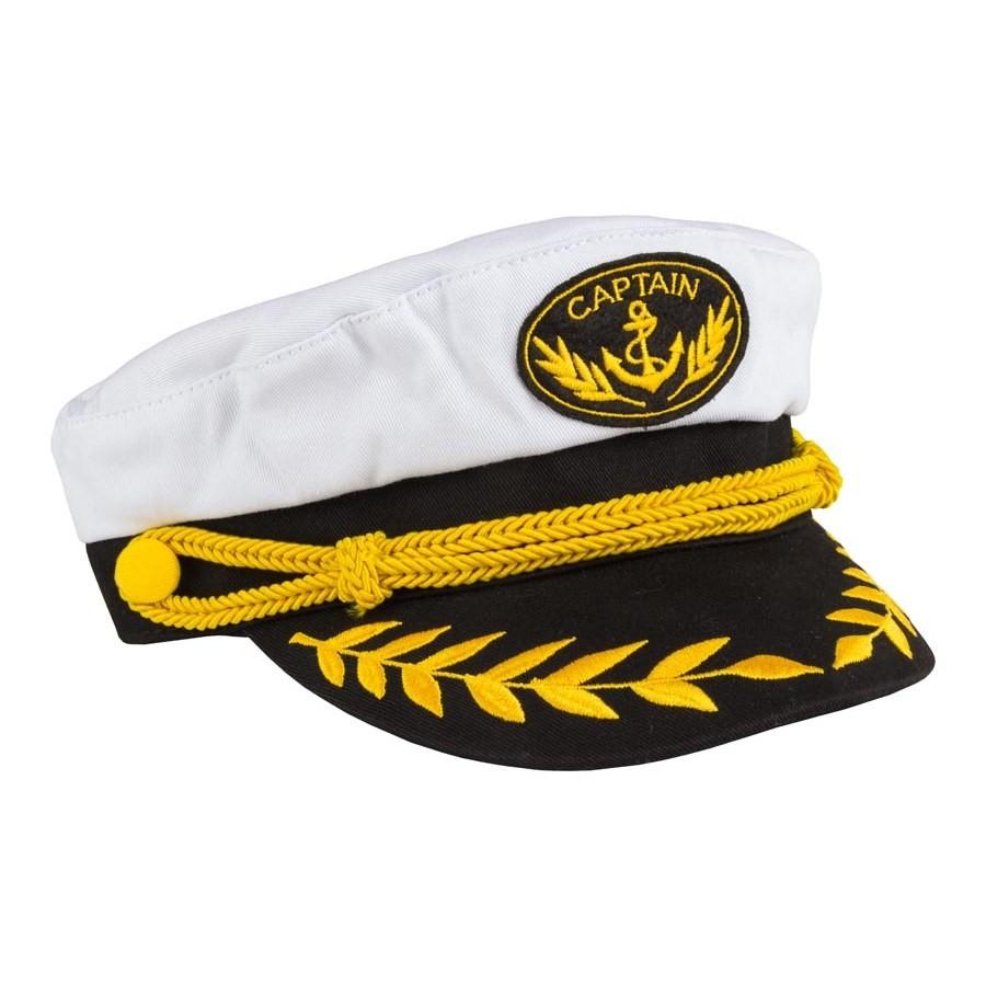 Čiapka MARINE námornícka CAPTAIN