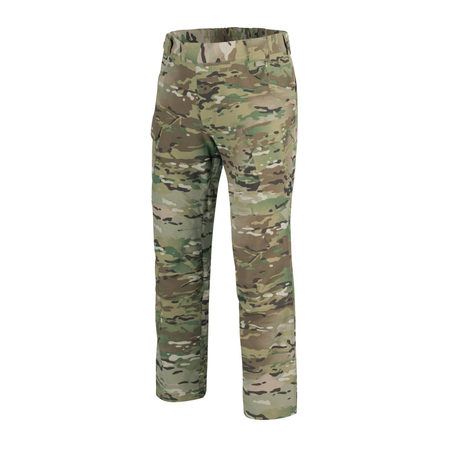 Nohavice OUTDOOR TACTICAL® softshell MULTICAM