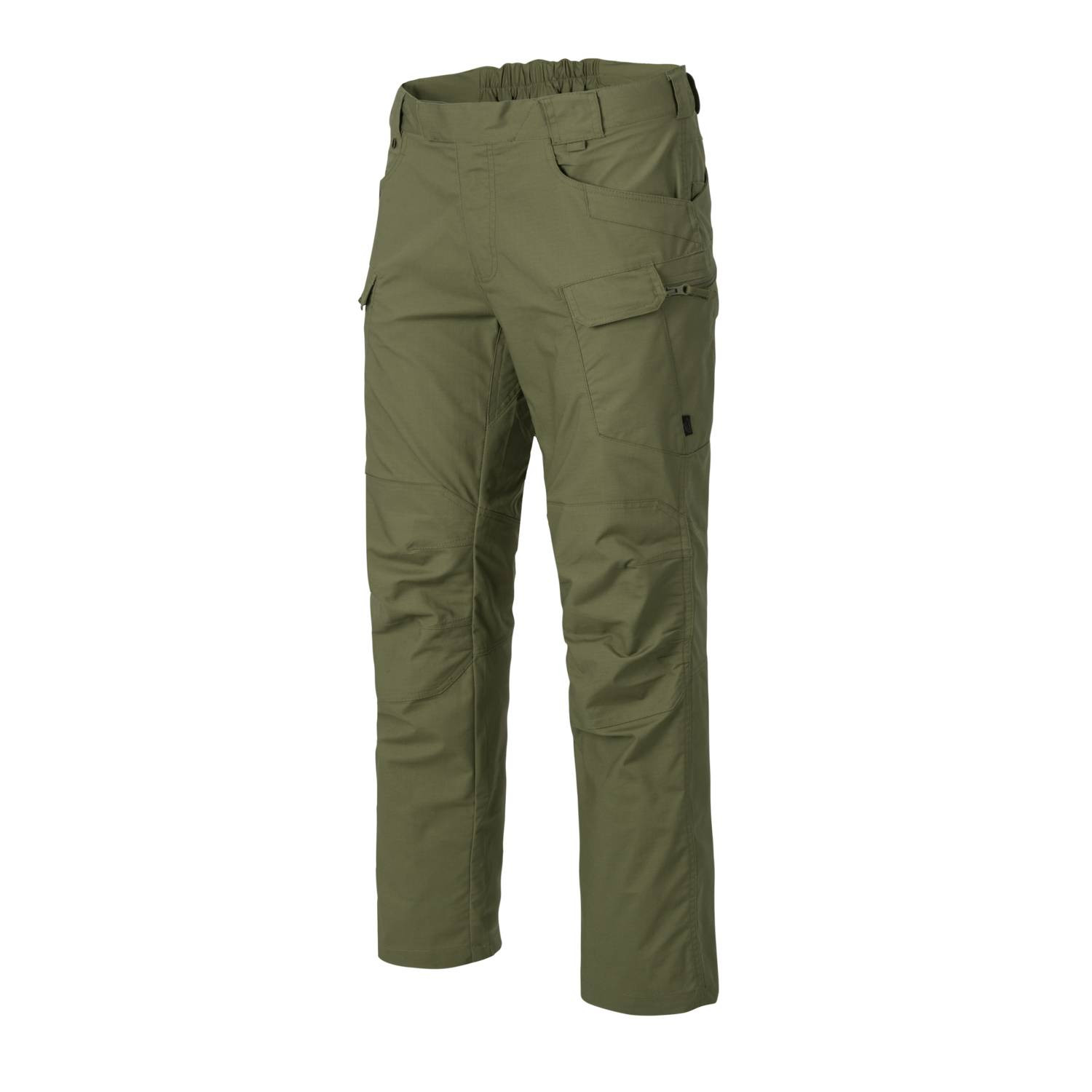 Nohavice URBAN TACTICAL OLIVE GREEN rip-stop