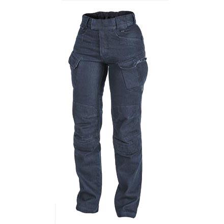 Dámske nohavice URBAN TACTICAL DENIM BLUE rip-stop