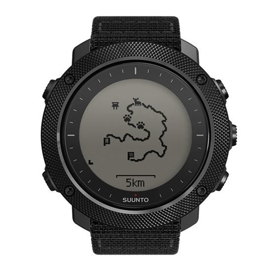 Chytré hodinky SUUNTO TRAVERSE ALPHA STEALTH