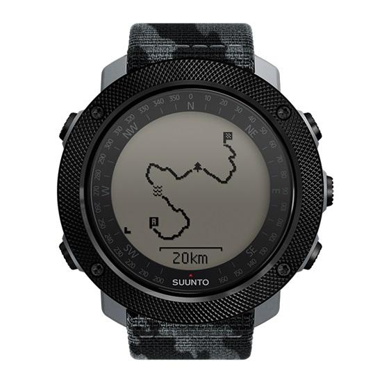 Chytré hodinky SUUNTO TRAVERSE ALPHA CONCRETE