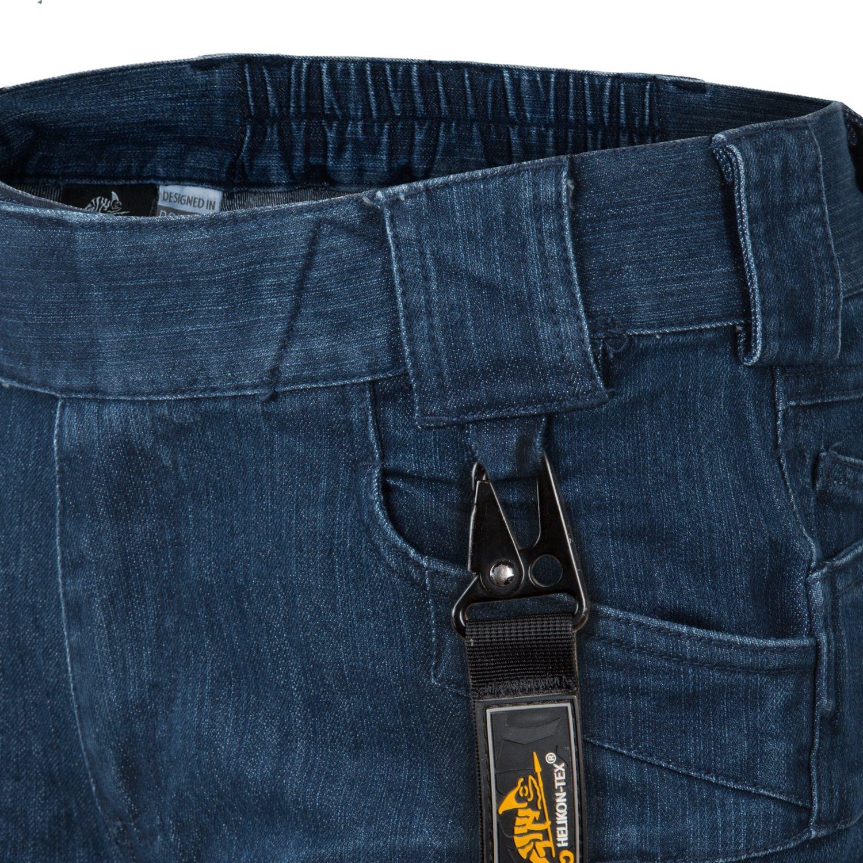Dámske nohavice UTP® DENIM STRETCH MARINE BLUE Helikon-Tex® SW-UTR-DS-97 L-11