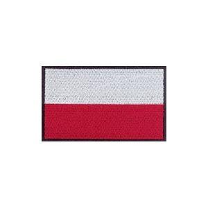 Nášivka vlajka POĽSKO