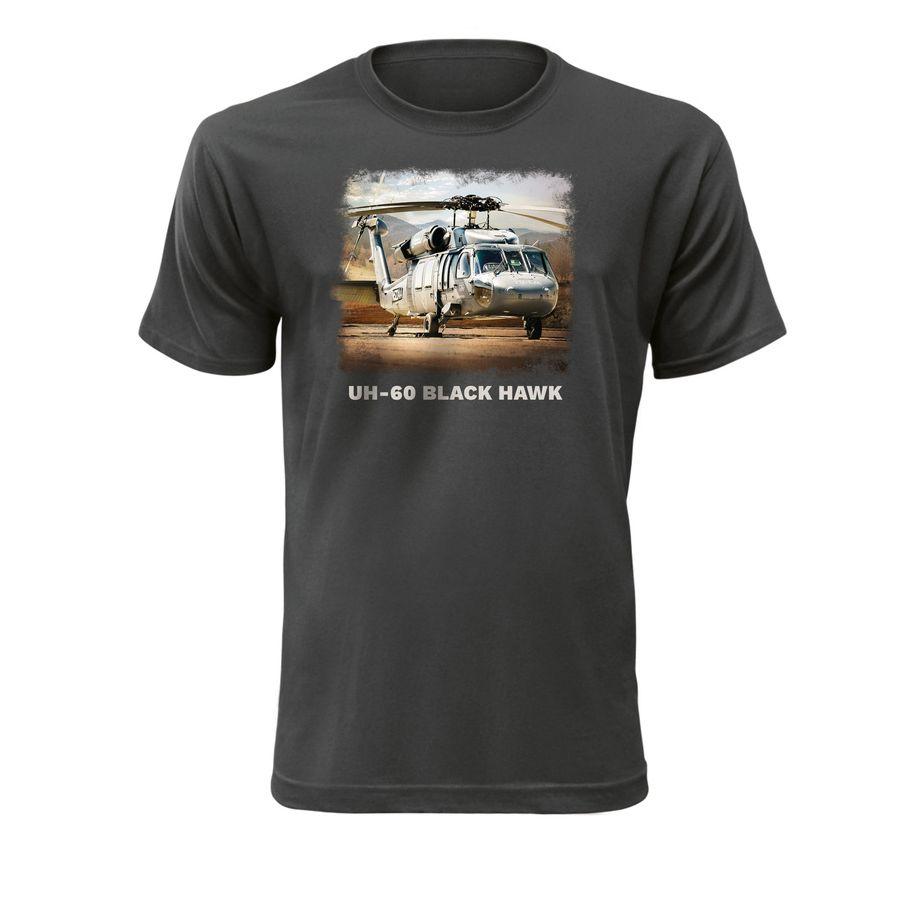 Tričko eXc Black Hawk