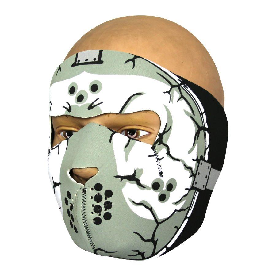 Maska tvárová NEOPREN 3mm HOKEJOVÁ MASKA