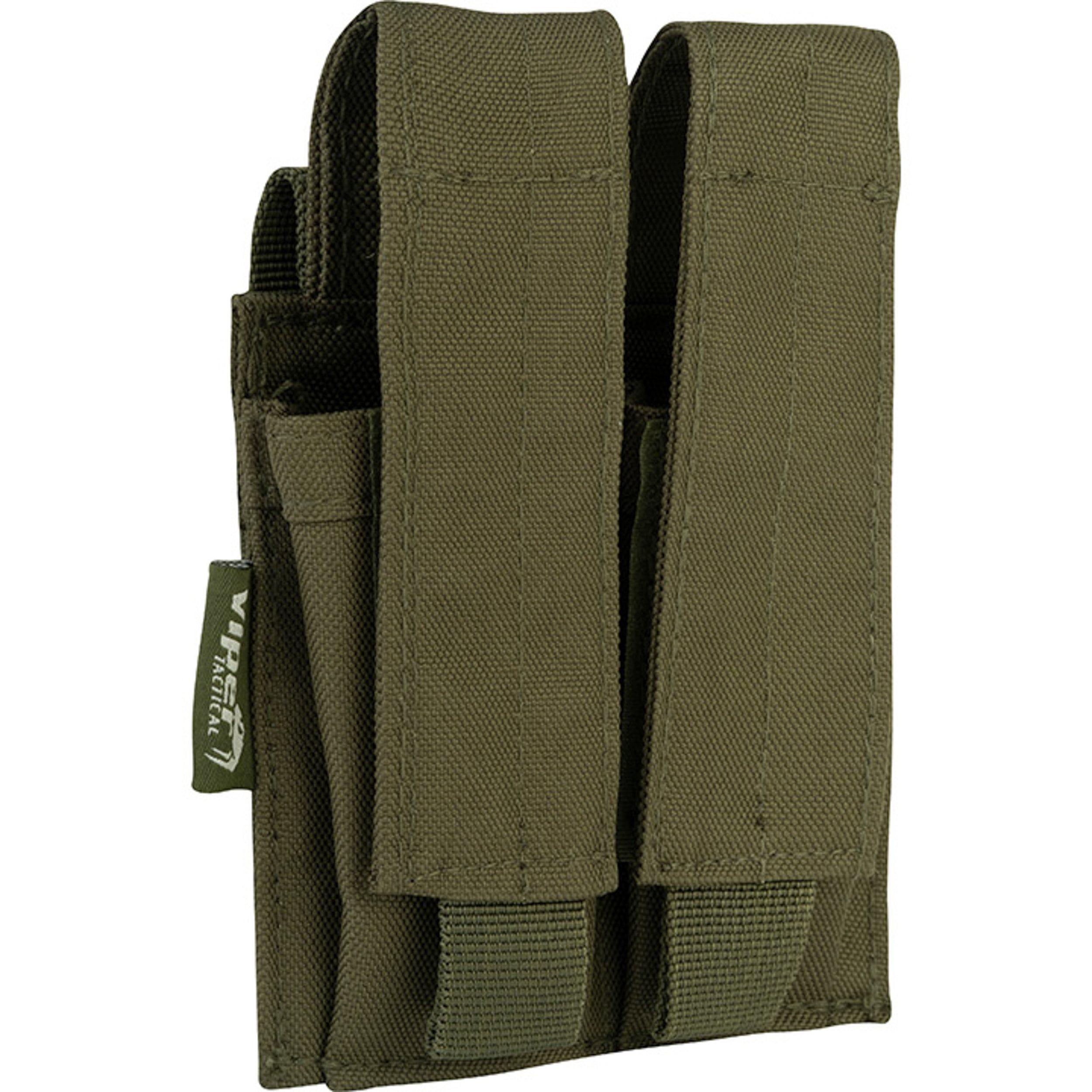 Sumka na 2 pištoľové zásobníky OLIV