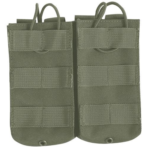 Puzdro na zásobník M4/M16 RELEASE dvojité Viper ZELENÉ